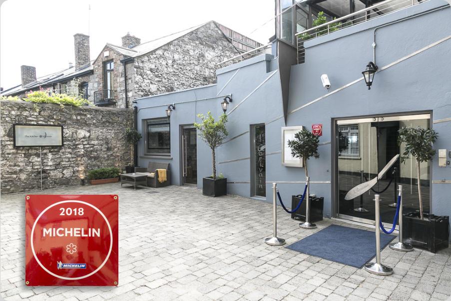 Michelin Star Restaurant Dublin