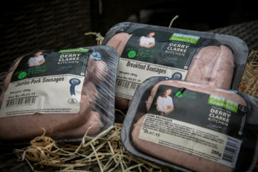 Derry Clarke Sausages