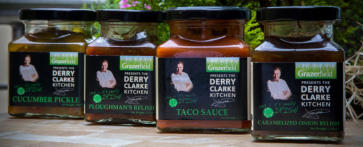 Derry Clarke Sauces